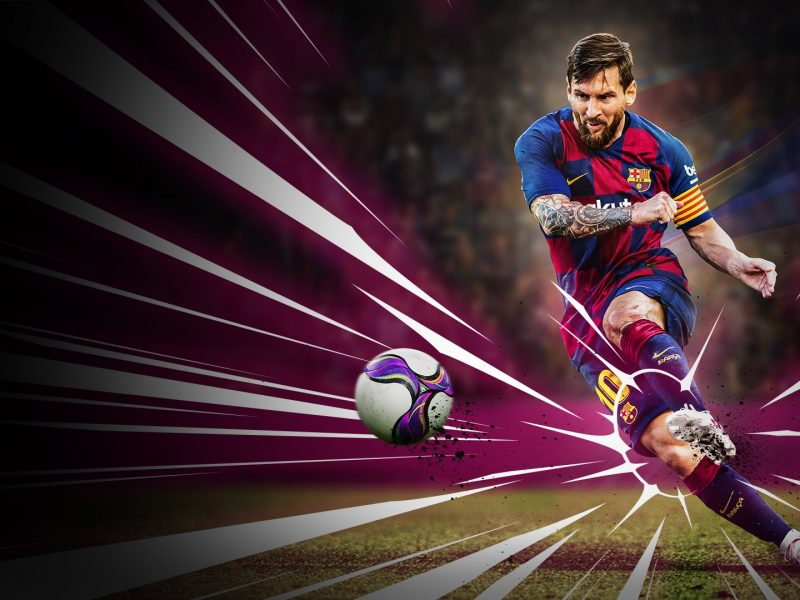 lionel messi wallpaper,football player,kick,player,football,soccer  player,games,graphic design,sports equipment,sports,fictional character,  #1078169 - Wallpaperkiss