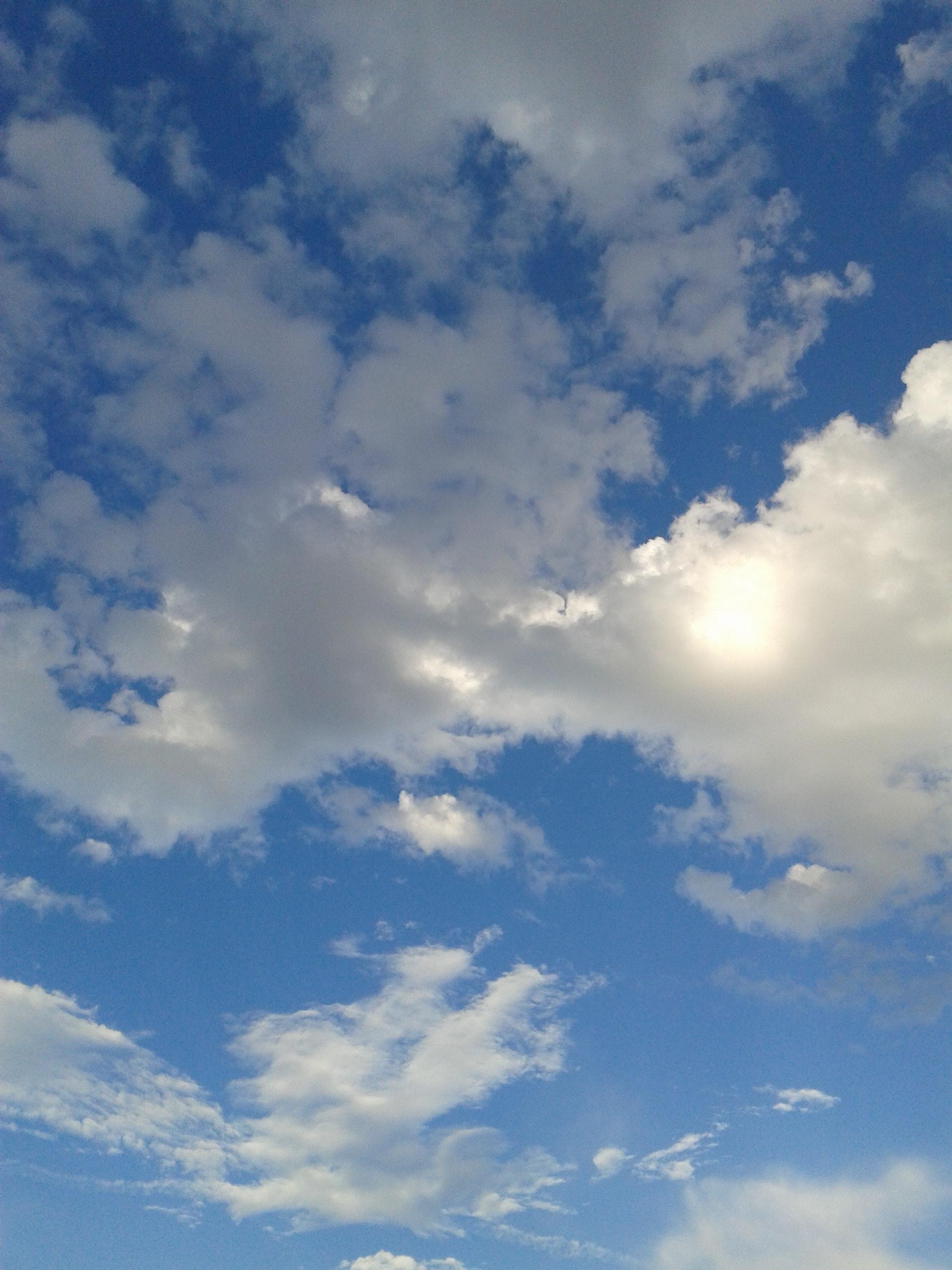 wallpaper awan,sky,cloud,blue,daytime,cumulus,atmosphere ...