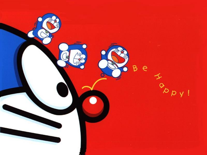 Doraemon Lucu Wallpaper Blue Cartoon Circle Line Clip Art Graphics Illustration Line Art Smile 1299419 Wallpaperkiss