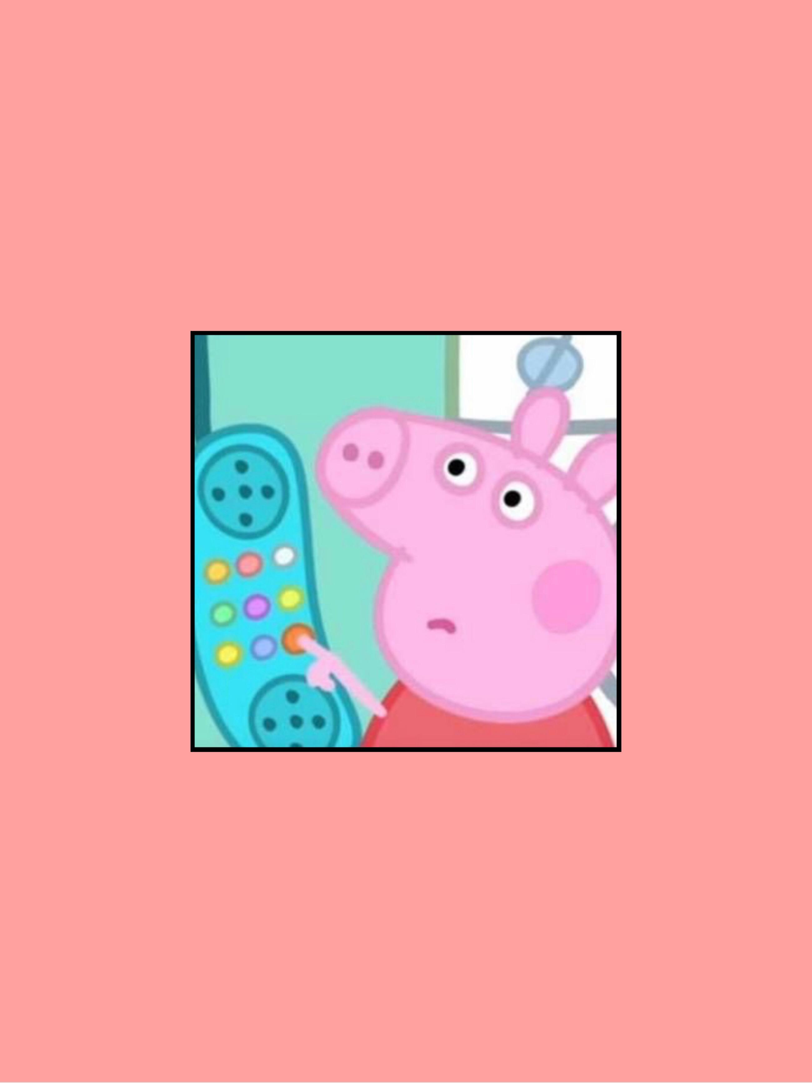 Peppa Pig Wallpaper Pink Pattern Wrapping Paper Design Textile Clip Art Animal Figure Livestock 1359893 Wallpaperkiss