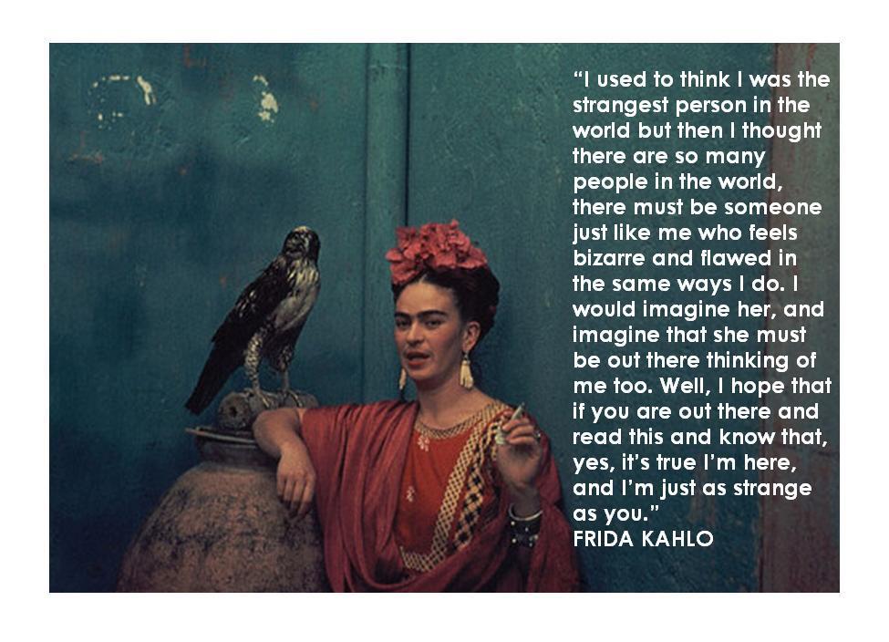 Frida Kahlo Wallpaper Text Font Art Parrot Illustration Fiction Bird Portrait Painting 1511047 Wallpaperkiss