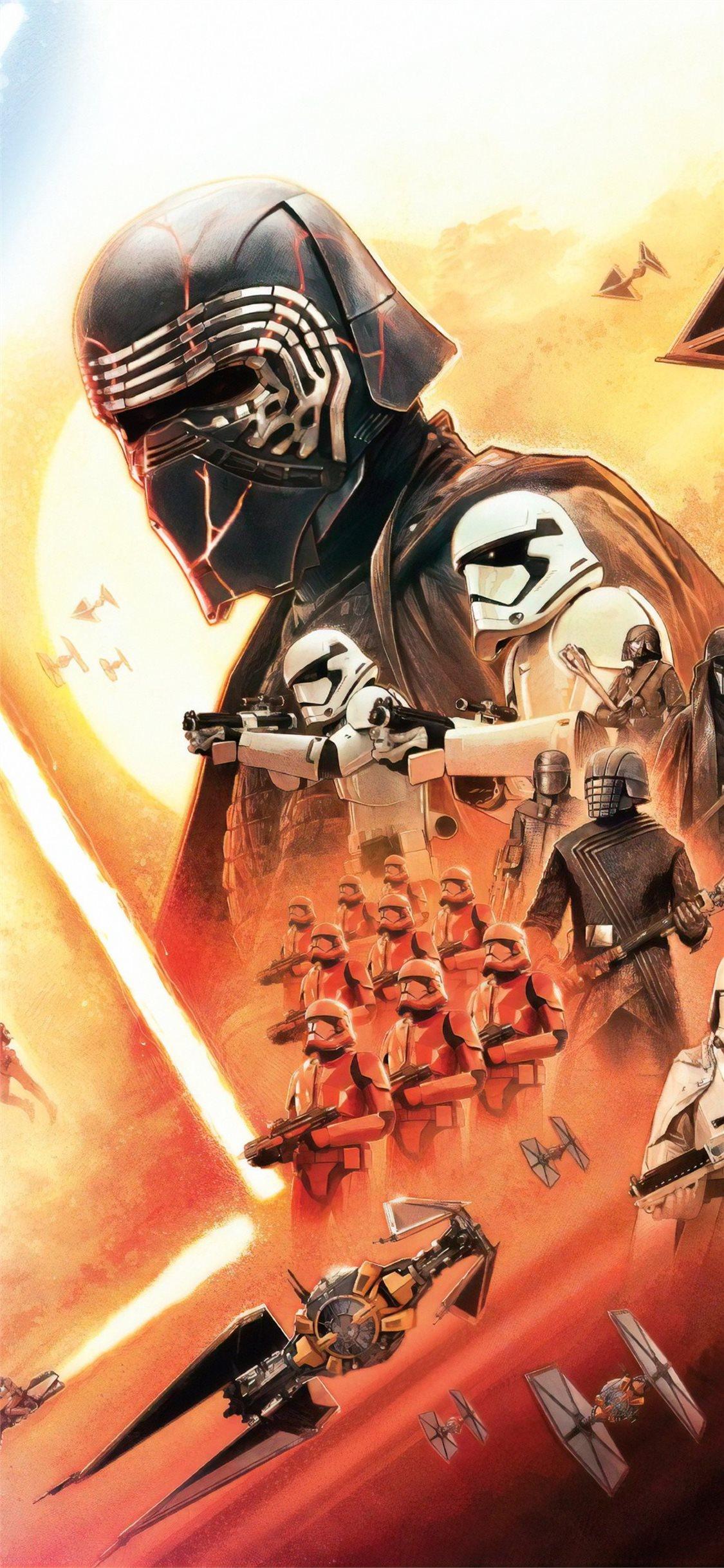 Cute Star Wars Wallpaper Cg Artwork Fictional Character Illustration Fiction Art Supervillain Comics 1645062 Wallpaperkiss
