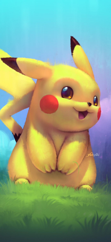 Gambar Pikachu Keren Hd Pikachu 3d Wallpapers Top Free